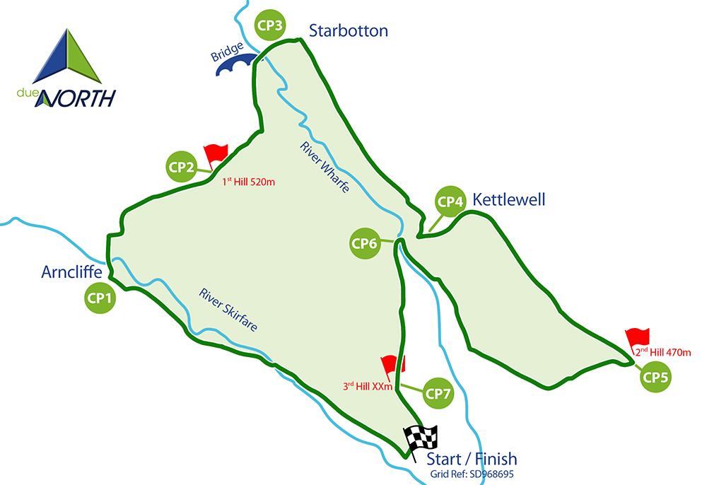 Kettlewell Half Map web